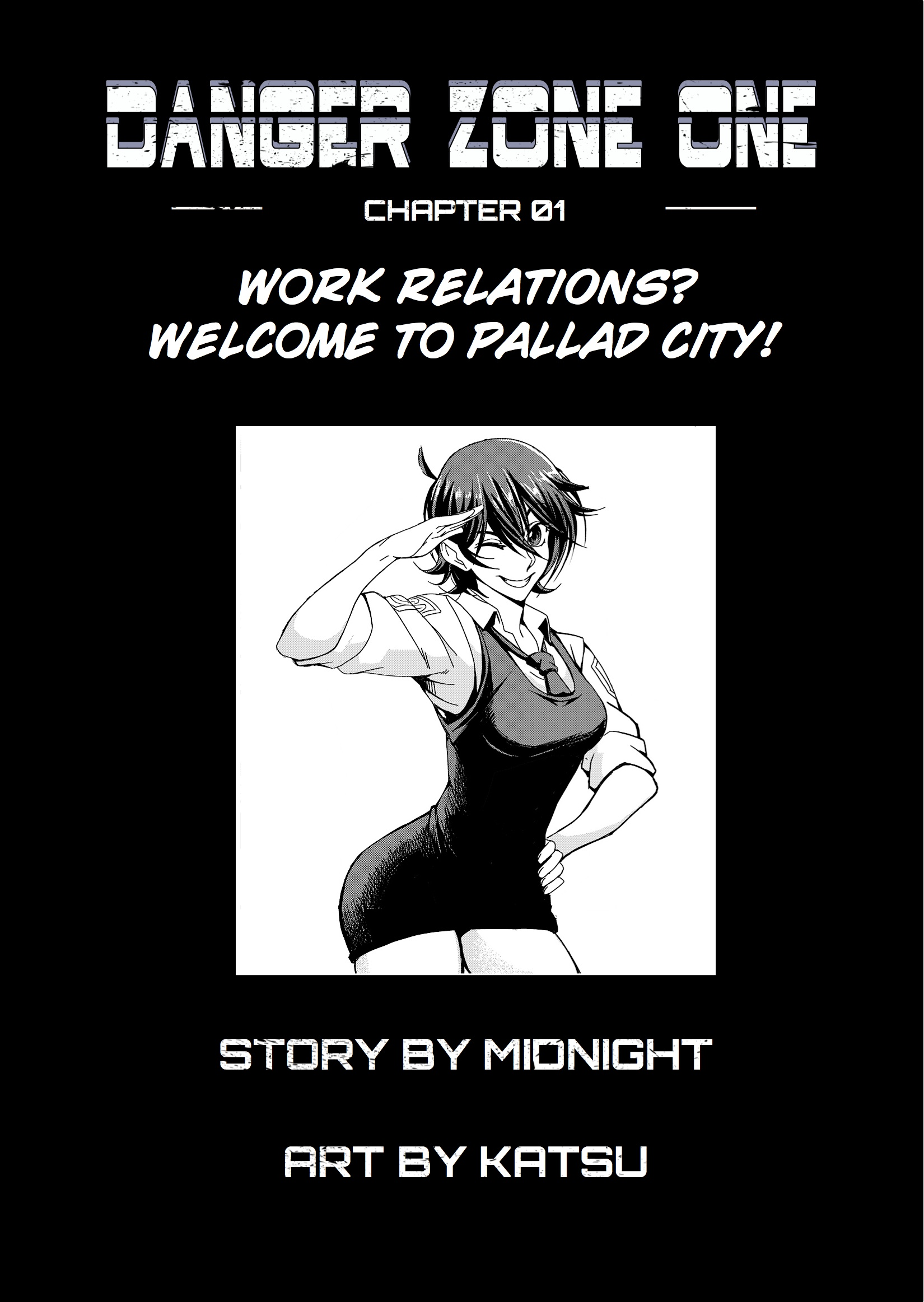 Chapter 1: Welcome to Pallad City