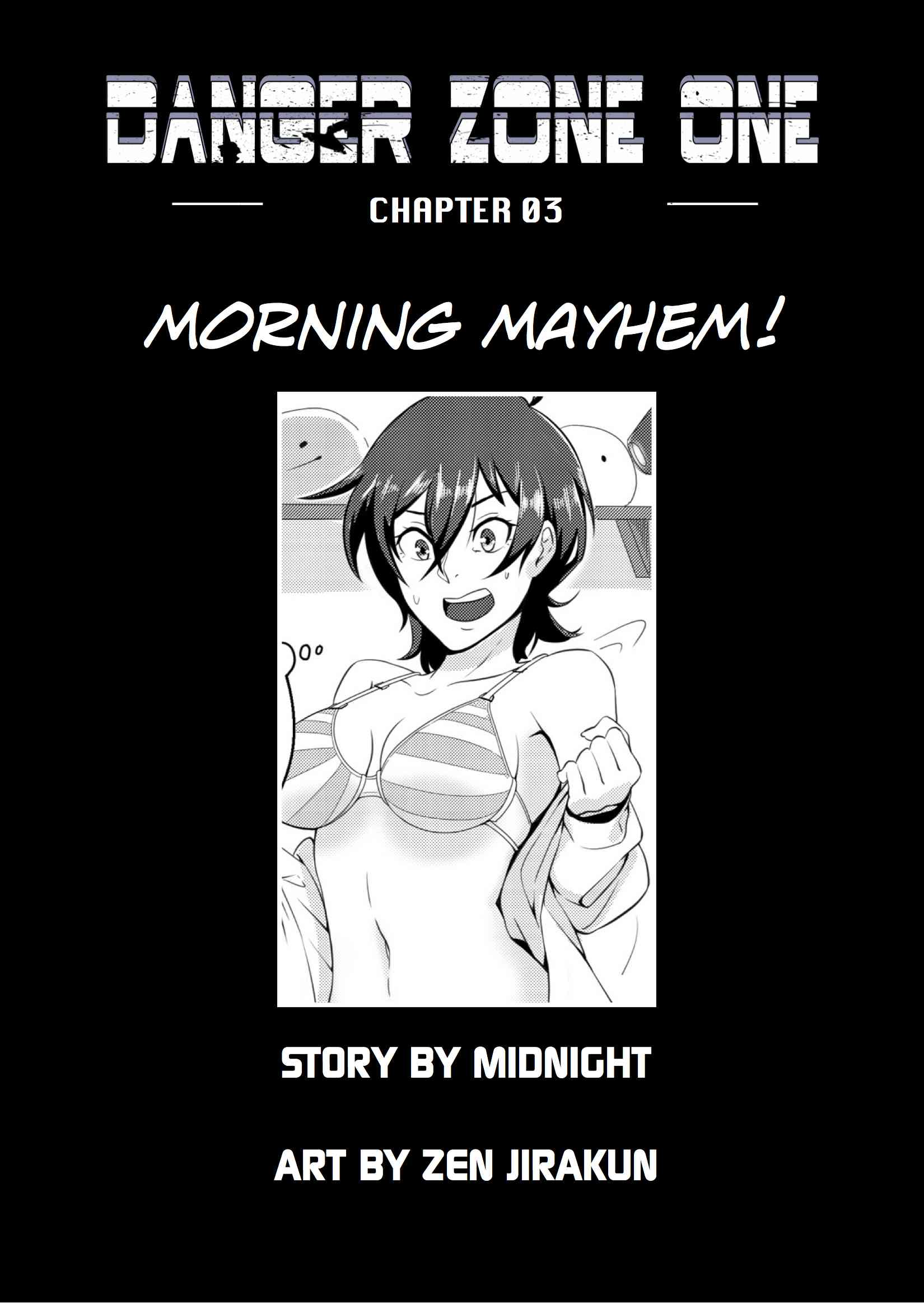 Chapter 3: Morning Mayhem