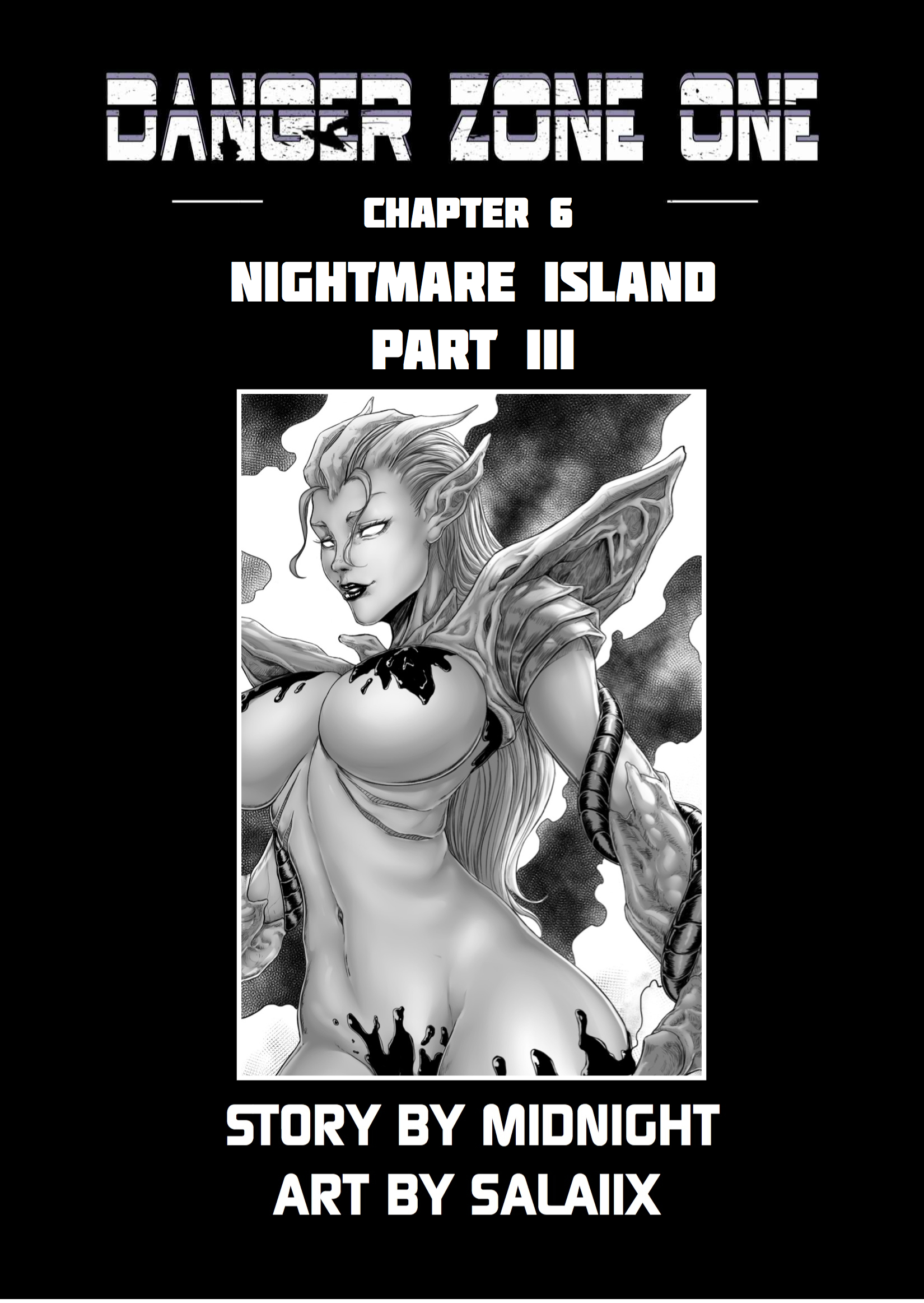 Chapter 6: Nightmare Island, Part 3