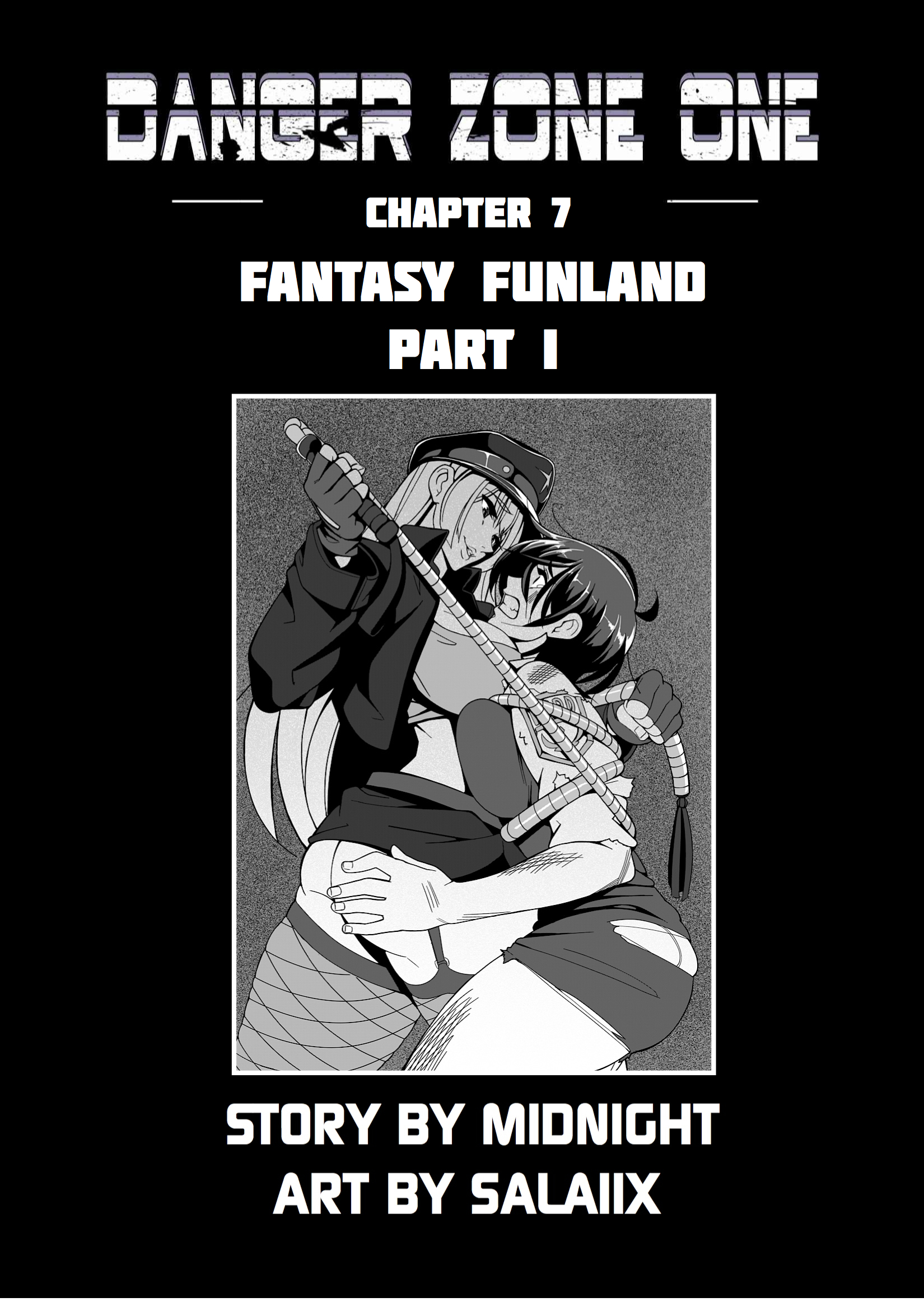 Chapter 7: Fantasy Funland, Part 1