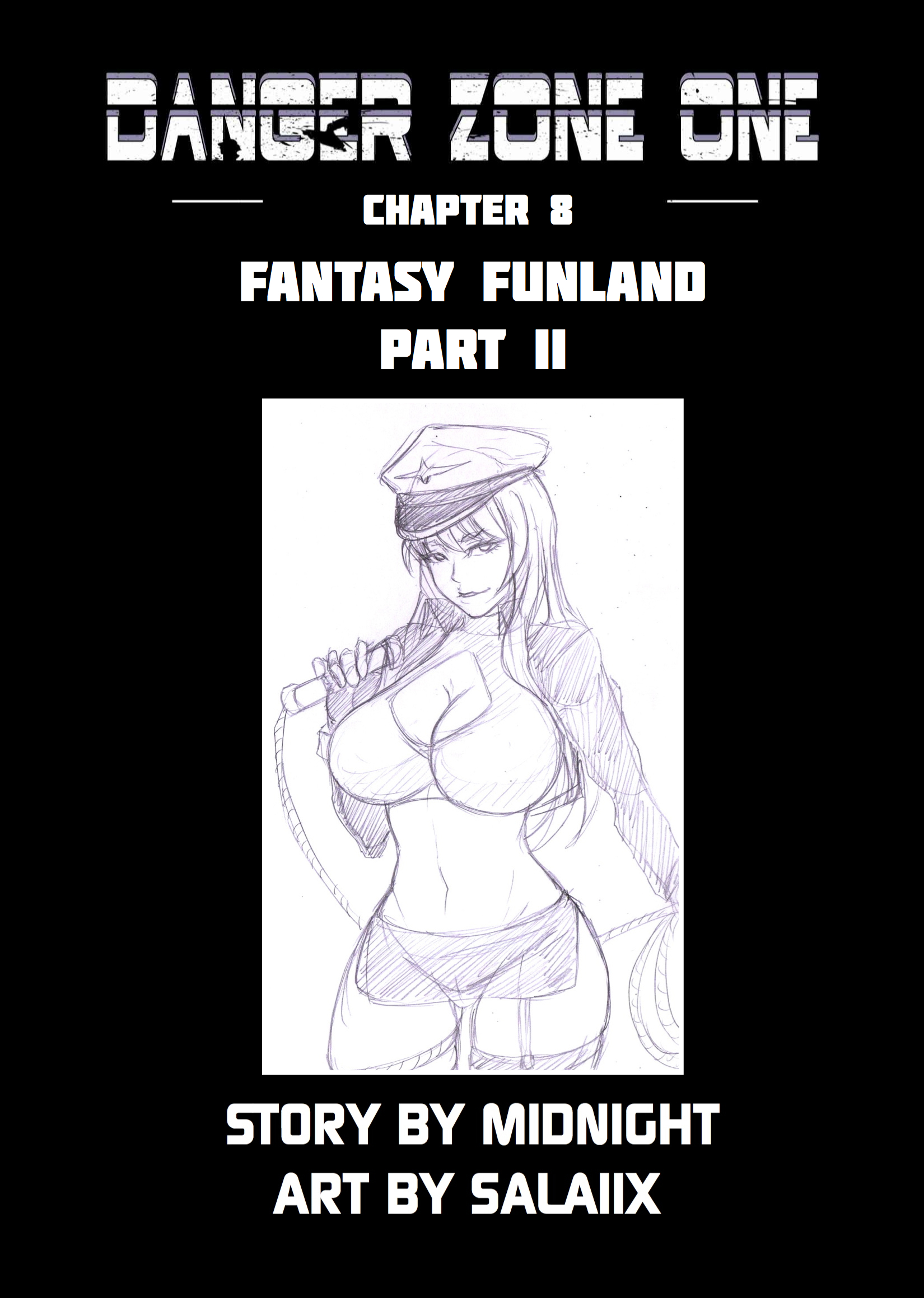 Chapter 8: Fantasy Funland, Part 2