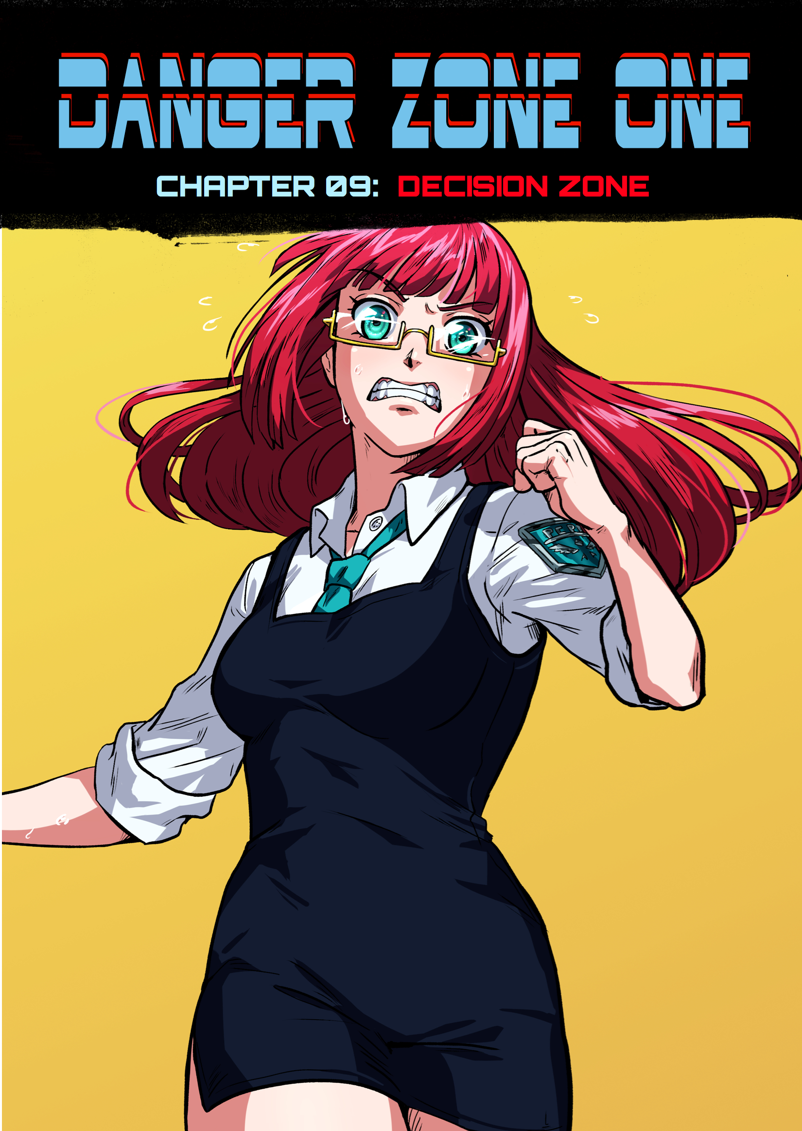 Danger Zone One Chapter 9