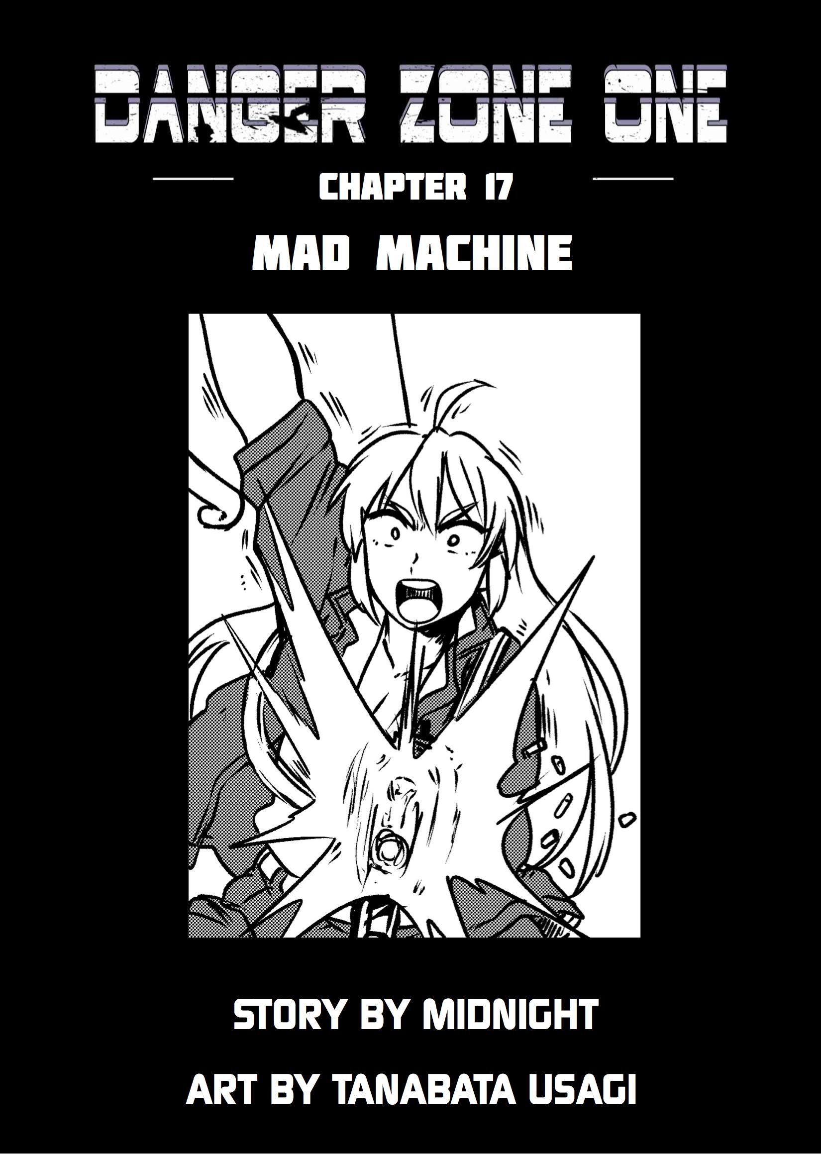 Chapter 17: Mad Machine
